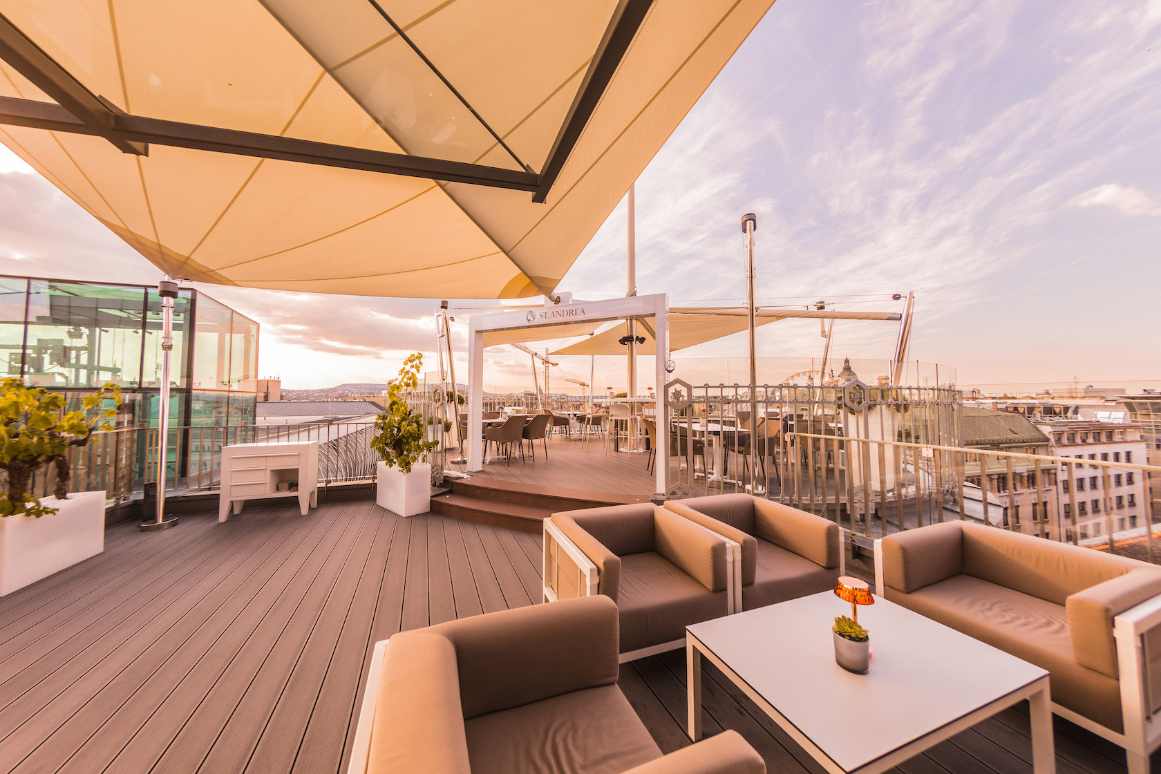 St. Andrea Wine and Skybar